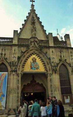 Célébration à l'église Saint-Saturnin