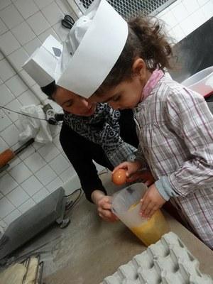 1 chouquettes Boulangerie