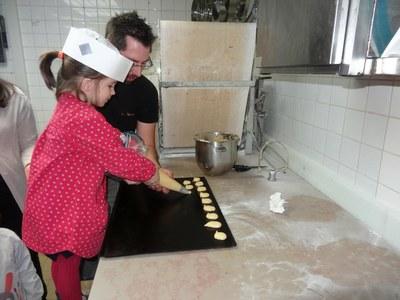 10 chouquettes Boulangerie