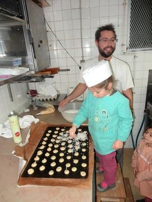 14 chouquettes Boulangerie