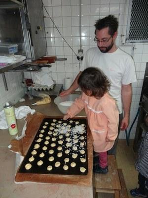 15  chouquettes Boulangerie