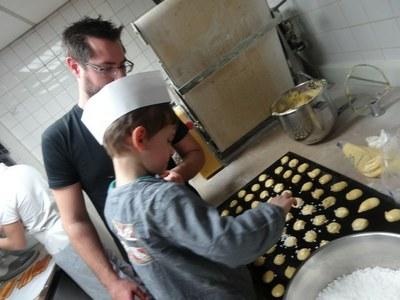16 chouquettes Boulangerie