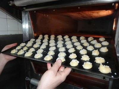 18 chouquettes Boulangerie