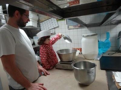 6 chouquettes Boulangerie
